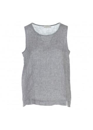 womens top homeward pesco grey