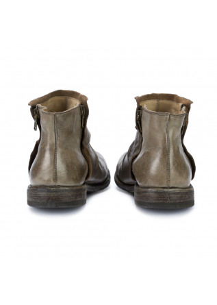 MEN'S ANKLE BOOTS MANOVIA 52 | 8628 LUX 556 GREY