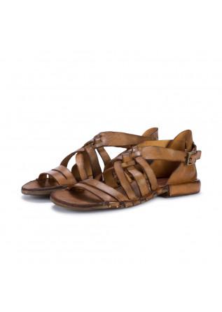 womens sandals manovia 52 light brown