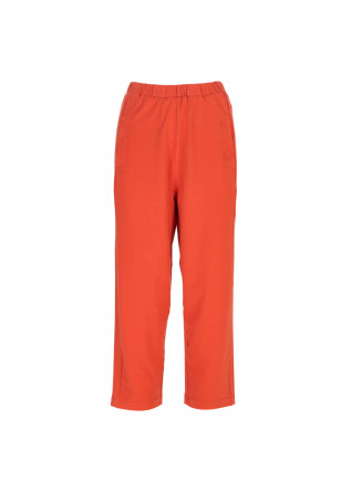 womens sweatpants bioneuma galeotta orange