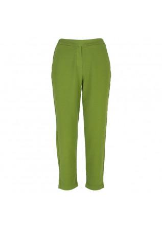 pantaloni tuta donna bioneuma favignana croco verde