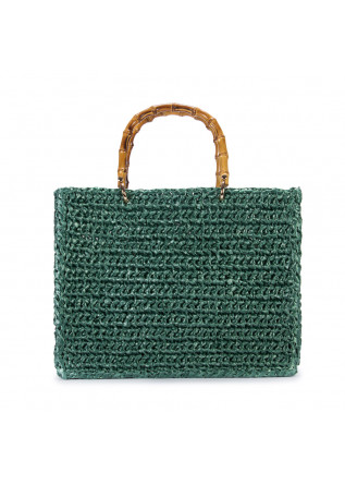 women's handbag chica luna green