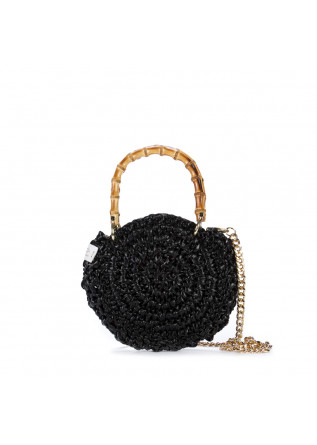 women's handbag chica seme black