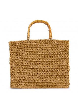 women's handbag chica cocomero gold