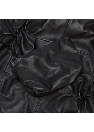 WOMEN'S CROSS-BODY BAG PAPUCEI | M. OMMA BLACK