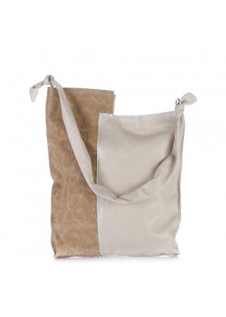 womens crossbody bag papucei beige