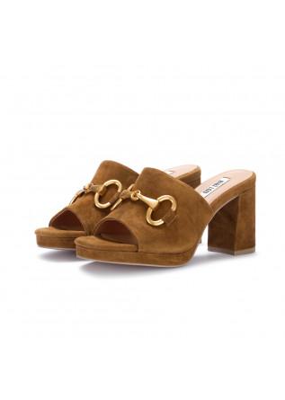 womens sandals bibi lou eccles brown