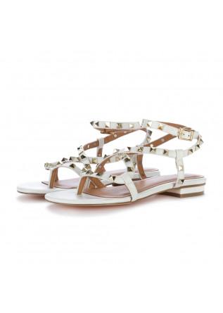 womens sandals bibi lou funnel white