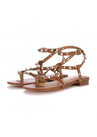 womens sandals bibi lou funnel brown
