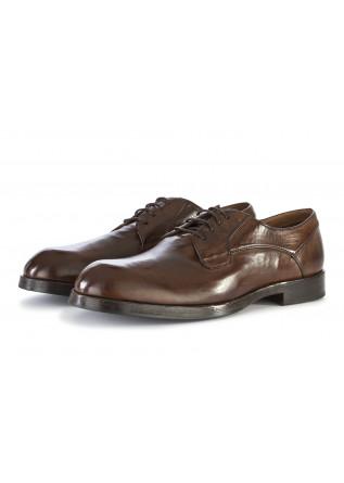 scarpe allacciate uomo delave crust dover marrone