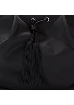 WOMEN'S CROSS-BODY BAG GUM CHIARINI | MEDIUM SOFT BLACK