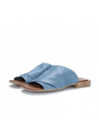 womens sandals bueno light blue