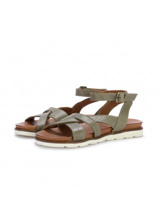 womens sandals bueno olive green