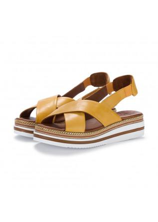 womens sandals bueno yellow
