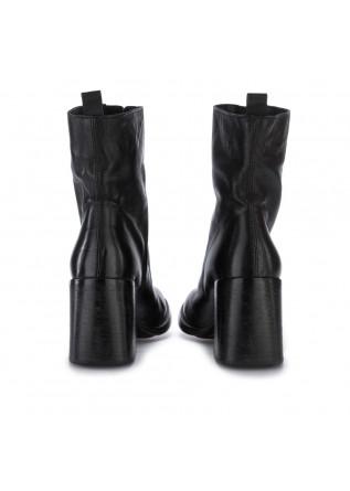 WOMEN'S ANKLE BOOTS MOMA | 1CW225-MON MONTONE LUX BLACK