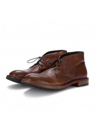 mens ankle boots moma cusna brown