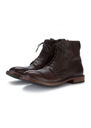 mens ankle boots moma cusna ebano brown