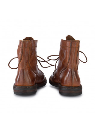 WOMEN'S LACE-UP BOOTS MANOVIA 52 | 9665 LUX 541 BROWN