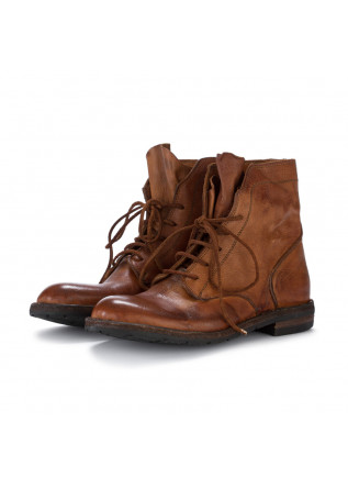 womens ankle boots manovia 52 cognac brown