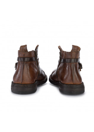 WOMEN'S ANKLE BOOTS MANOVIA 52 | 9905 LUX 547 BROWN
