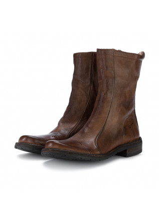 womens boots manovia 52 nut brown