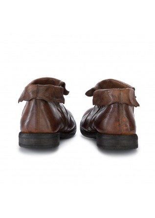 MEN'S ANKLE BOOTS MANOVIA 52 | 8571 LUX 547 BROWN