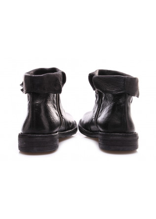 WOMEN'S ANKLE BOOTS MANOVIA 52 | 6737 LUX BLACK