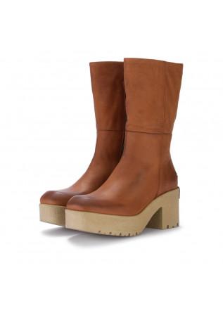 womens boots patrizia bonfanti zadie nabuk brown
