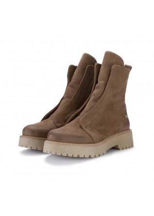 womens ankle boots patrizia bonfanti kuni brown