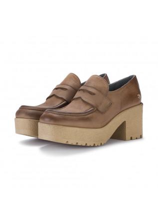 platform shoes patrizia bonfanti jingu nabuk brown