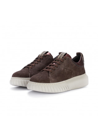 womens sneakers andia fora zoe spenser brown