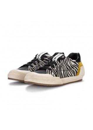 womens sneakers andia fora walu denver zebra