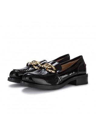 womens flat shoes il borgo firenze bardot black