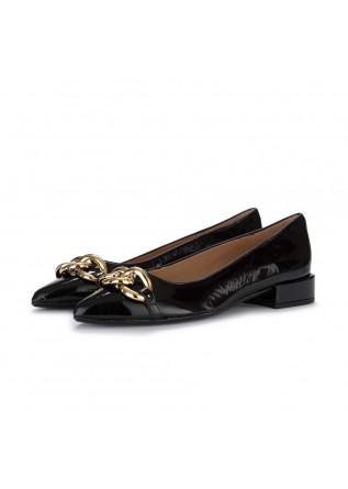 scarpe basse decollete il borgo firenze bardot nero