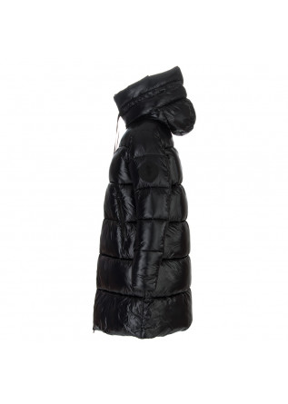 WOMEN'S PUFFER JACKET SAVE THE DUCK | LUCK13 ISABEL BLACK