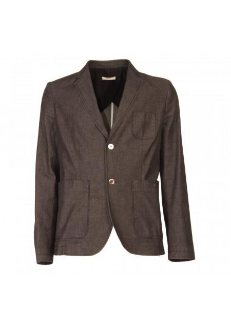 MEN'S CLOTHING JACKETS BLACK OBVIOUS BASIC