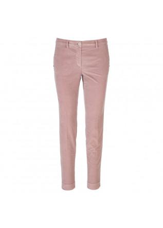 pantaloni donna masons new york rosa