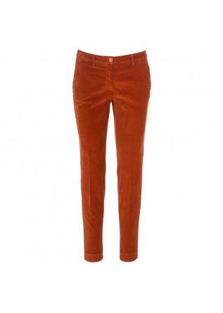 womens trousers masons new york brick orange