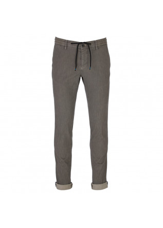 mens trousers masons milanojogger beige
