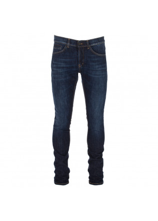 jeans uomo dondup george blu scuro
