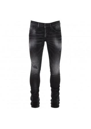 jeans uomo dondup george nero