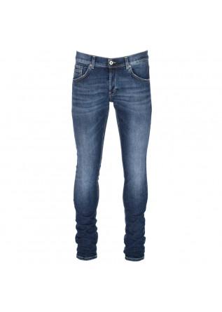 jeans uomo dondup ritchie blu denim
