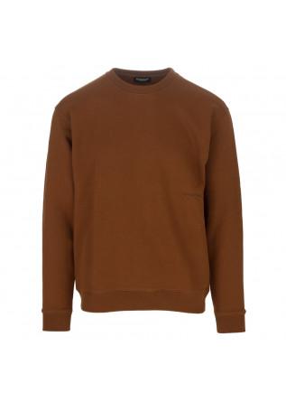 mens sweatshirt dondup brown