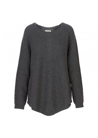 womens sweater semicouture grey