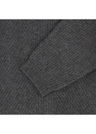 WOMEN'S SWEATER SEMICOUTURE | Y1WB02 GREY