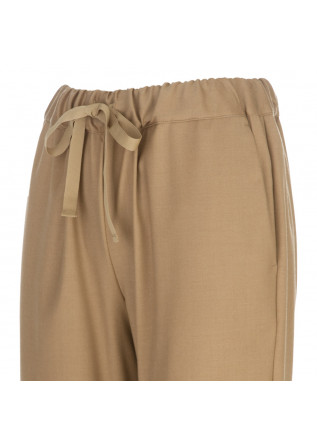 WOMEN'S PANTS SEMICOUTURE | Y1WI07 BROWN
