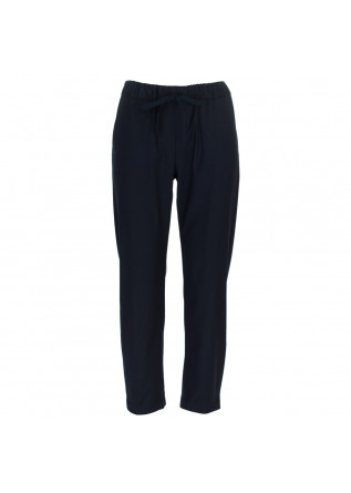 womens pants semicouture dark blue