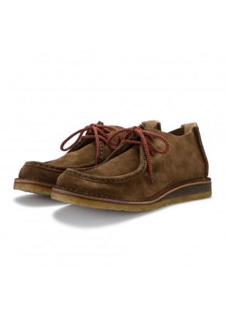 mens flat shoes astorflex beenflex brown