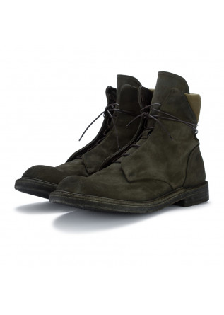 mens boots lemargo suede loden green