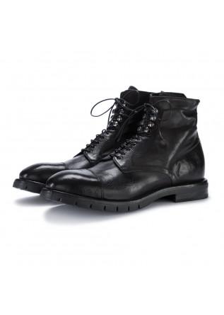 mens ankle boots lemargo cervo black